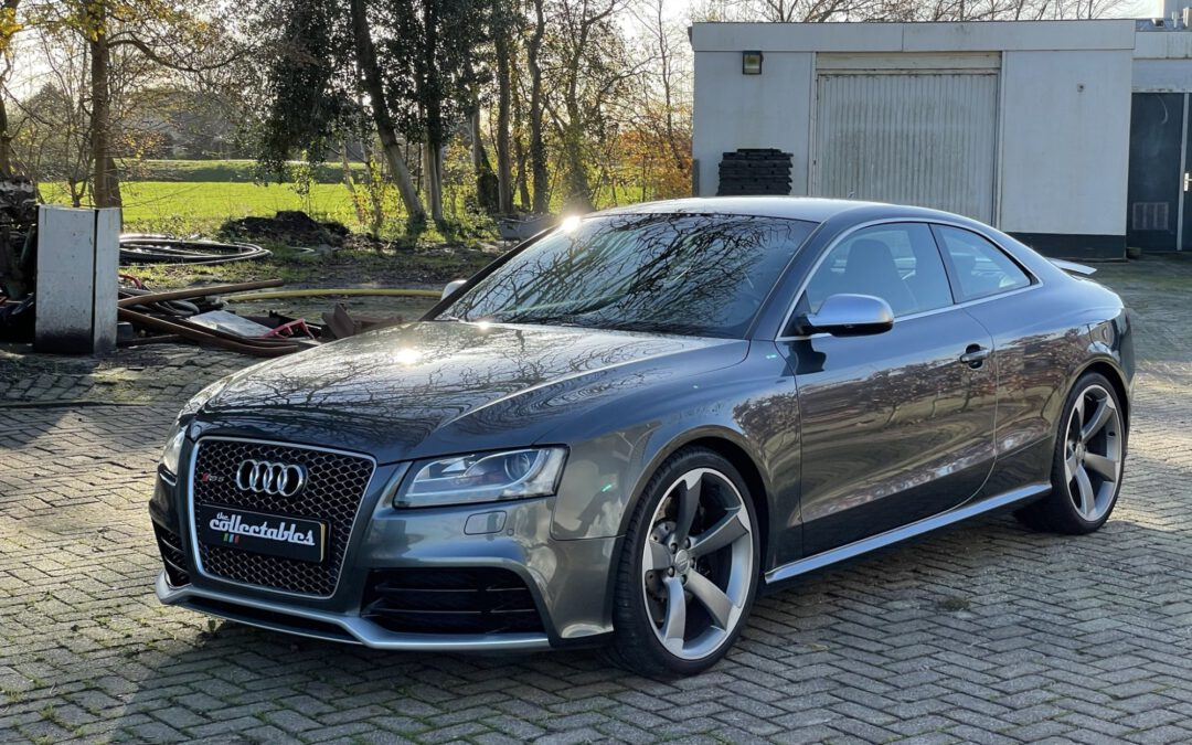 The Collectables – Audi RS5 Coupé 4.2 FSI
