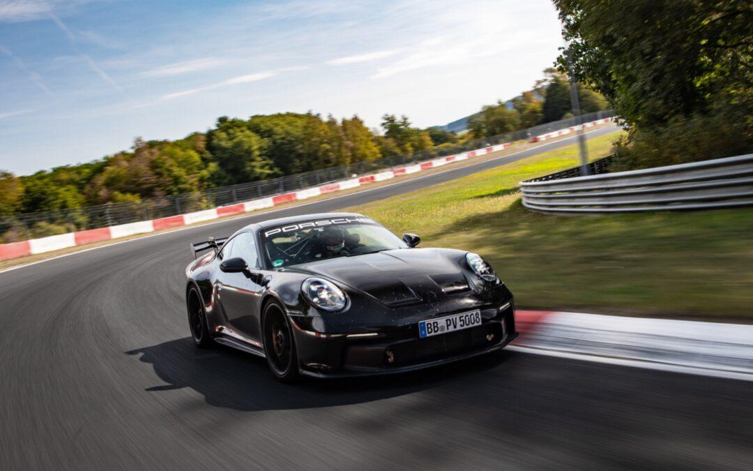 Video: de bizar snelle Nordschleife tijd van de GT3