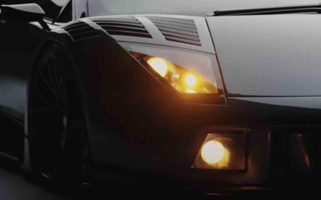 Video: Murcielago GT1 Driftworks is epische perfectie