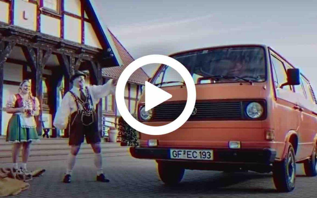 Video: is dit DE opvolger van de Golf 3 oma reclame?