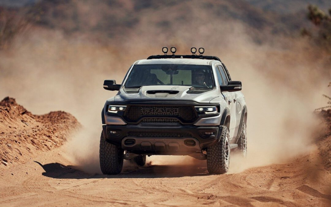 Video – Hennessey RAM TRX is nóg sneller