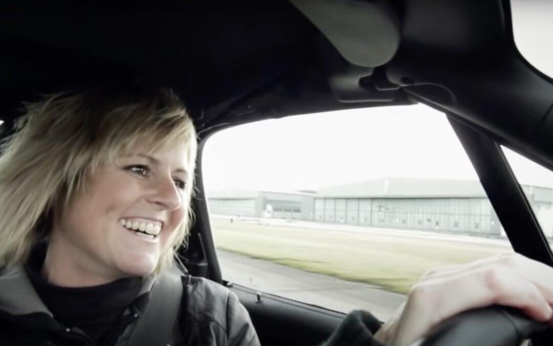 Video – BMW Unscripted: Sabine Schmitz