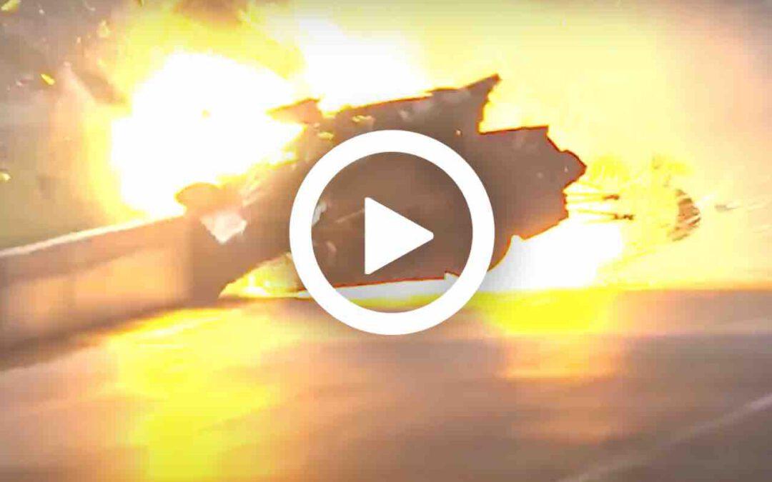 Video: wanneer een dragrace niet verloopt zoals gepland