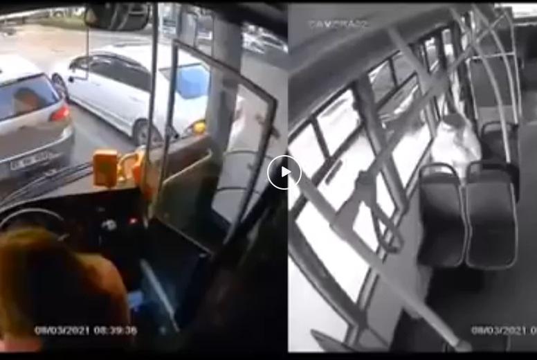 Video – daarom dus telefoon weg achter het stuur