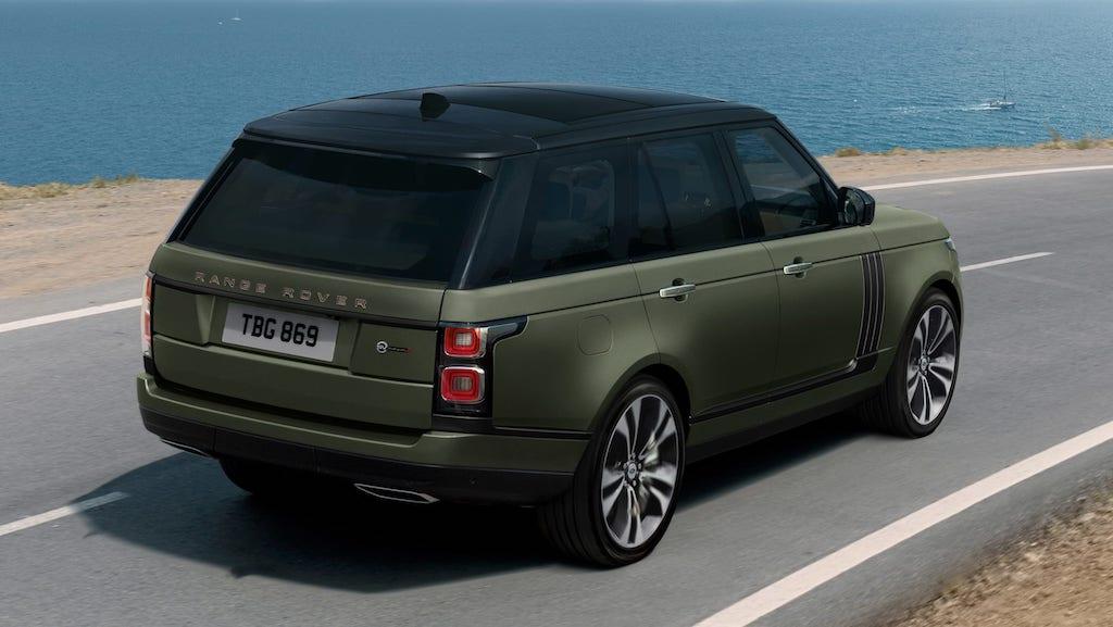 Video – nieuwe Range Rover in actie